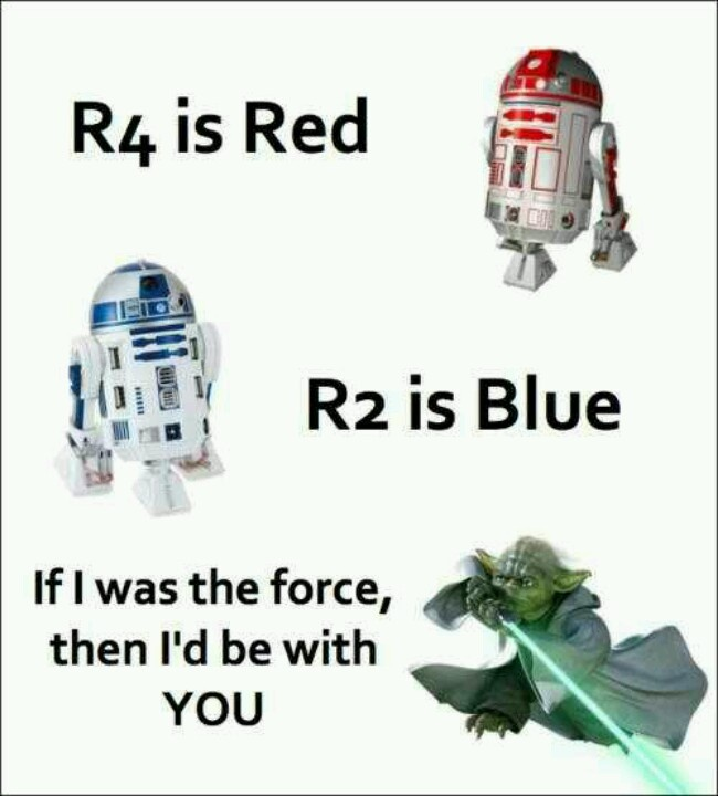 star wars valentines day puns