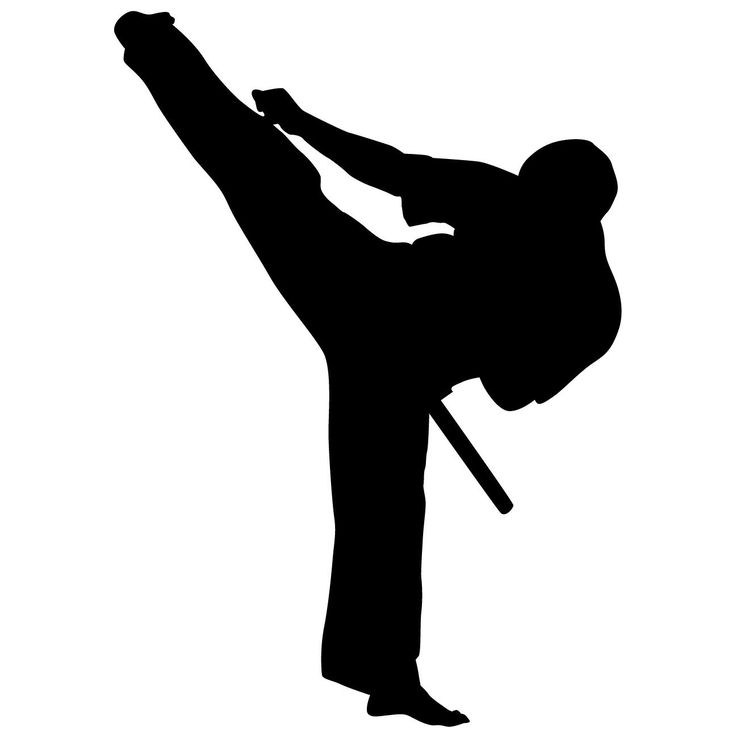 Martial Arts Wall Decal Sticker 42 - Decal Stickers and Mural for Kids Boys Girls Room and Bedroom. Karate Sport Wall Art for Home Decor and Decoration - Martial Art Kung Fu Taekwondo Silhouette Mural ** See this great image  (This is an amazon affiliate link. I may earn commission from it)