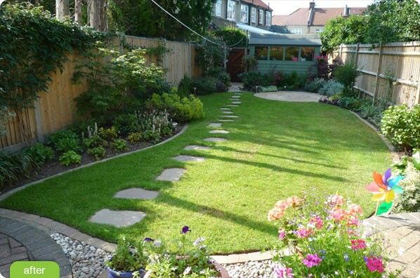 Love The Lawn Shape   First Class   Pinterest   Lawn, Gardens And Cottage  Garden Plants