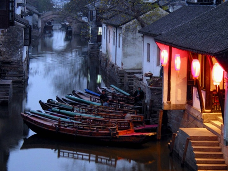 Vernacular architecture in China