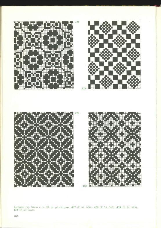 ... pattern to knit ...