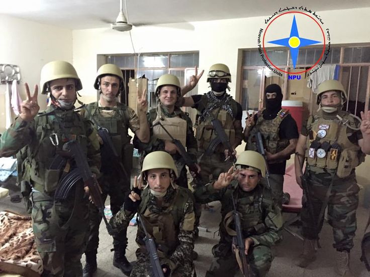 Christian Militia Storms ISIS Occupied Village In Iraq And Liberates It From…