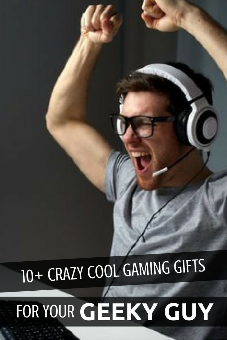 The Top 10 Gaming Gifts For Your Geeky Guy
