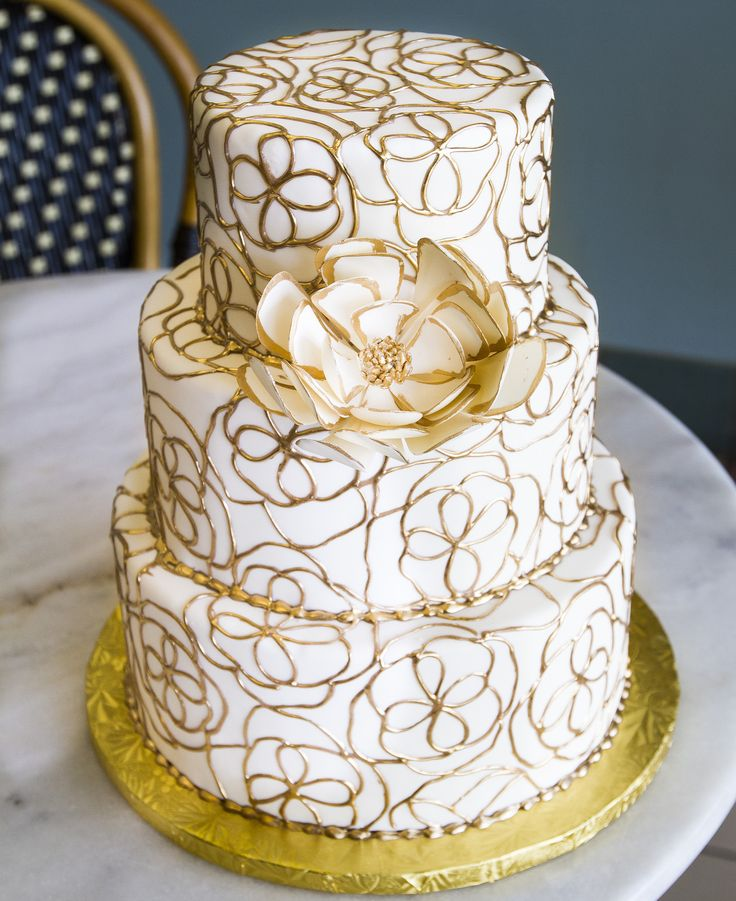 Wedding Cakes Inspired By China Patterns: 174 Best Wedding Cakes Images On Pinterest