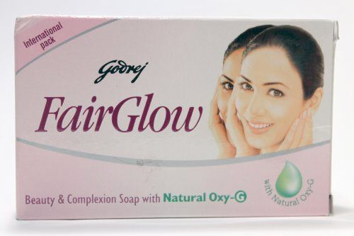 Fairglow Beauty Complexion soap with Natural-Oxy by Godrej Fair and Glow beauty complexion soap. $3.99. Beauty & Complexion Soap with Natural Oxy-G