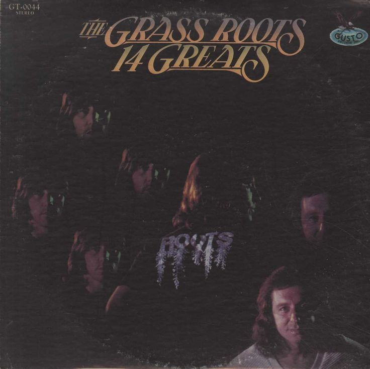 The Grass Roots - 14 Greats