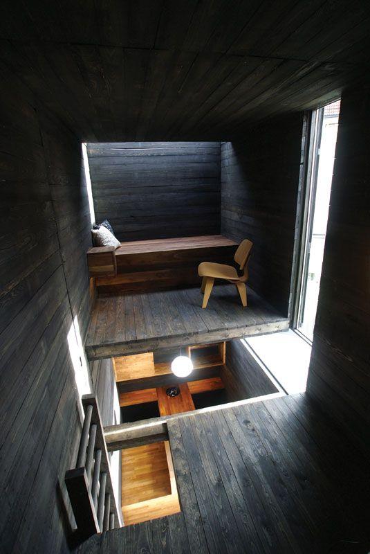 Prototyphuset Boxhome / from Rintala Eggertsson Architects.