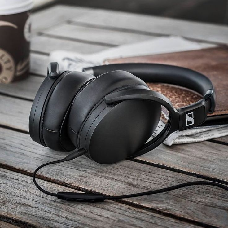 Durable and compact enough to be taken anywhere, the #Sennheiser #HD4 Series makes everyday sound great. These closed-back, over-ear headsets will fulfill your aural needs and are optimized for Apple, Samsung and other major devices.   Available in black and white. Click the link in bio to experience.  #Headphones #headphonesin #headphoneson
