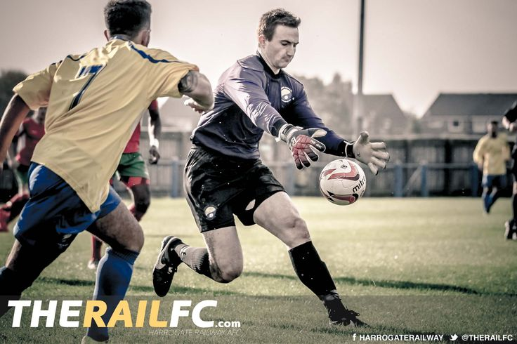 Garforth Town 2-2 Harrogate Railway in words and pictures        @therailfc @TheGarforthTown @Howell_rm #NCEL