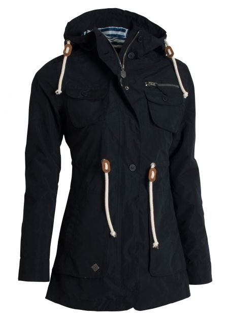 Drizzle Parka Ladies´ Black