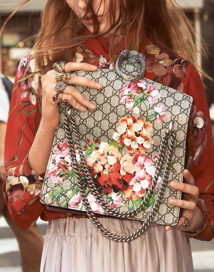 Jetset Justine Amazing Gucci Bag Fall Inspo