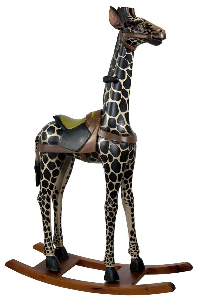 Again... one for my future baby ---- rocking giraffe that my kids will own