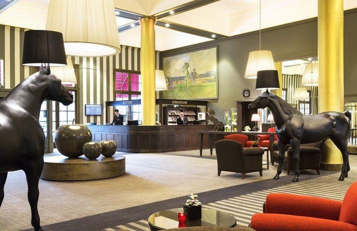 L'Hôtel du GoMon expérienceHôtel du Golf Deauville http://sumo.ly/x4Vxlf Deauville