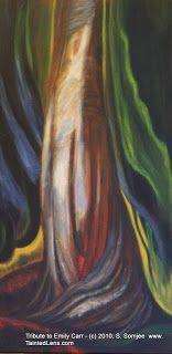 Tribute to Emily Carr ***