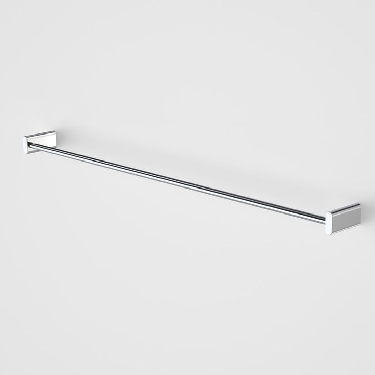 track single towel rail 800mm httpwwwcaromacom towel railbathroom accessoriestowelstrackbathrooms