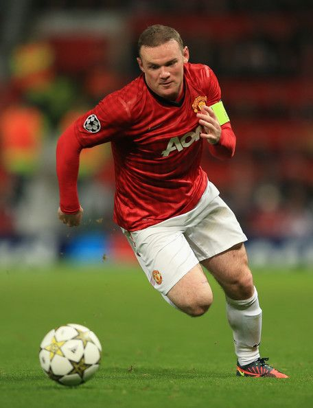 Wayne Rooney- one of my all time favorite player