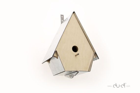 Scandinavian Bird House