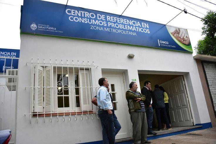 #Comenzó a funcionar el nuevo Centro de Atención a las Adicciones a cargo de la Dirección de Salud Mental - Diario Chaco: Diario Chaco…