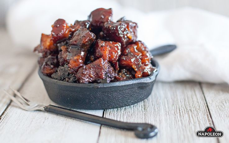 Pork Belly Burnt Ends Smoky Morsels of Saucy Meat