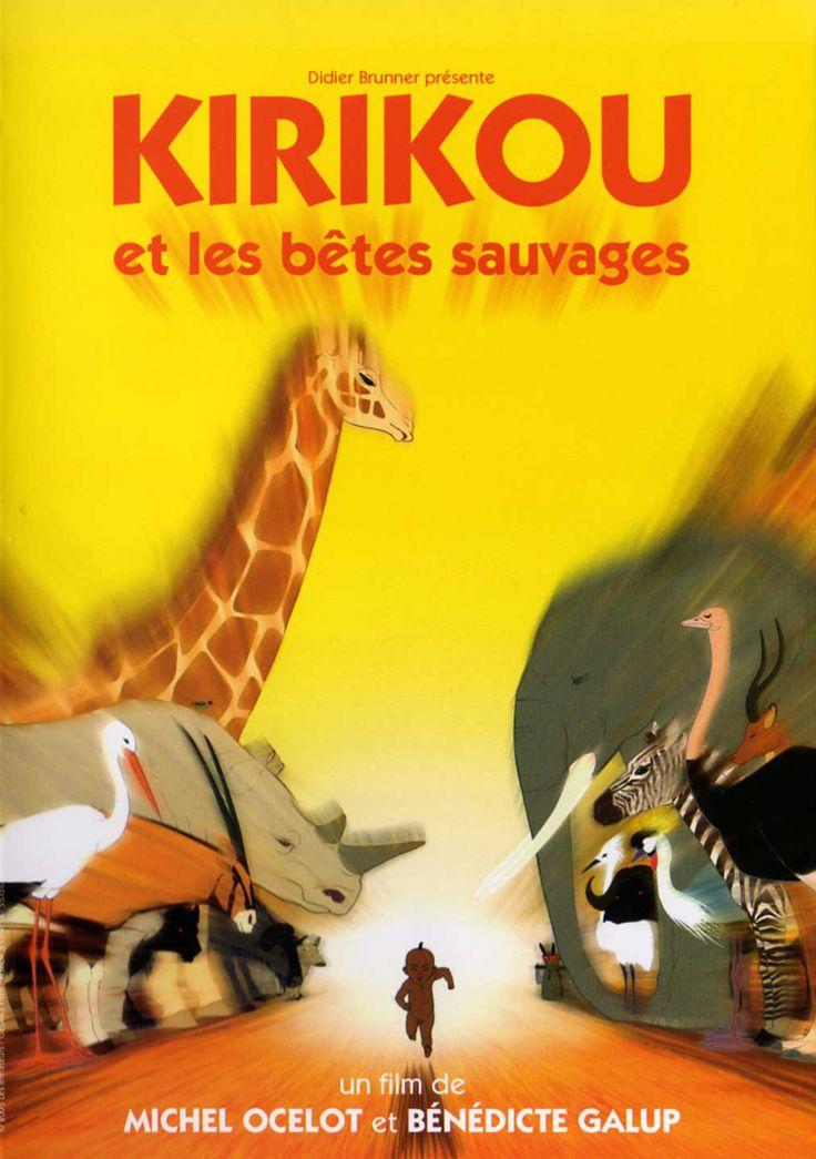 Kirikou et les bêtes sauvages - Dossiers pédagogiques; http://www.echo-fle.org/Portals/1/Fiches/482/Cine%20Critique%20KIRIKOU%20-%20AFFFF%2007.pdf ET https://www.institutfrancais.de/cinefete/8/data/dossier/kirikou.pdf