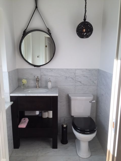 Guest WC in Carrara
