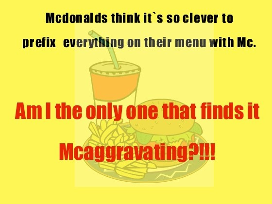 Just Mcgrumbling!