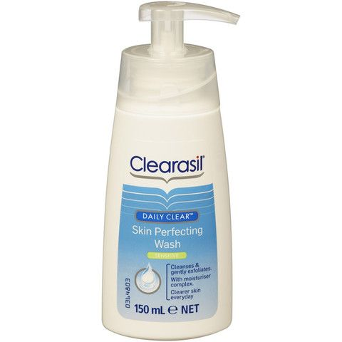 #Clearasil 150ml Skin Perfecting Wash Daily Clear #facecare  $9.99 (NZD)   #boodlesbuys