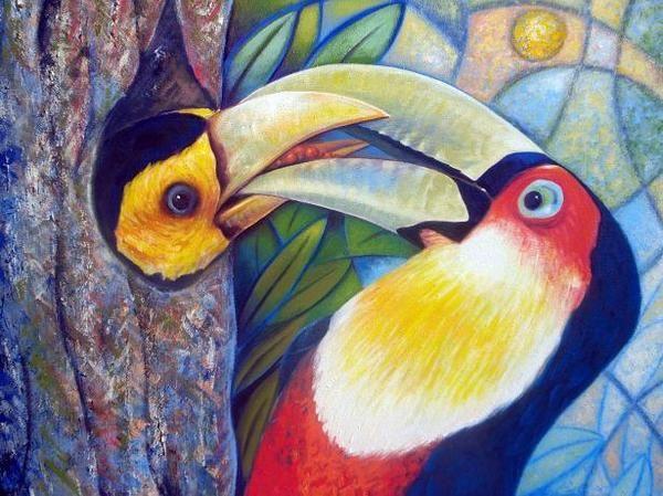 """O Centro Cultural Raul Cortez, de Mongaguá, realiza a exposição """"A Amazônia é Nossa"""" do dia 14 ao dia 31, com entrada Catraca Livre. O grupo, formado por 25 artistas, nasceu da comunidade """"Artes e Artistas"""", de um site de relacionamentos, criada para discussões de temas como """"Significado das Cores"""", """"Técnicas"""", """"Estilos"""" e """"Currículo do...<br /><a class=""""more-link"""" href=""""https://catracalivre.com.br/geral/agenda/barato/a-amazonia-e-nossa-2/"""">Continue lendo »</a>"""