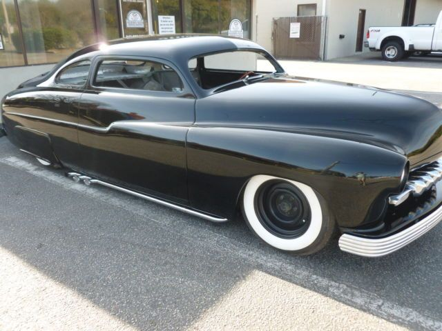 1950 Mercury Coupe Chopped Restored Air Ride For Sale Photos Technical Specifications Description Air Ride Coupe Hot Rods Cars