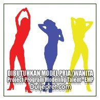 Register Form untuk Project Program Modeling Talent – EMP