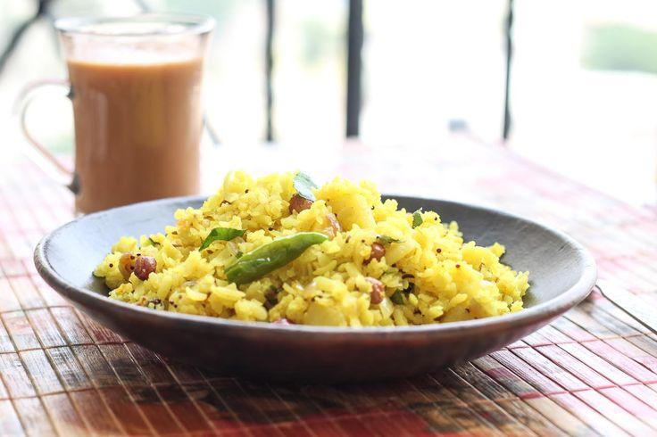 Poha + Full Tea  | Tea Star | Ahmedabad