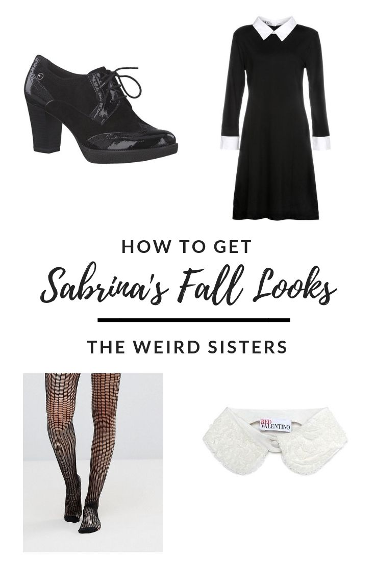 The Weird Sisters Costume 9