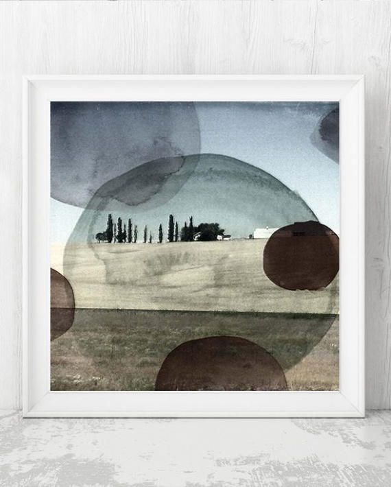 Photography, landscape photography, abstract photography, scenic photography, two prints, set of two, photographic prints, mixed media art by AmyLighthall on Etsy