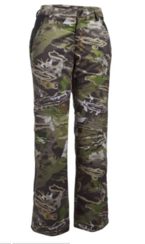 7445d2fee3553 Under Armour Extreme Hunting Pants UA Women's MSRP Ridge Reaper Forest $240  NEW #Underarmour