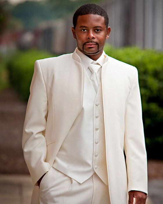 Thomas & Sons Tuxedos & Suits Ivory Morage