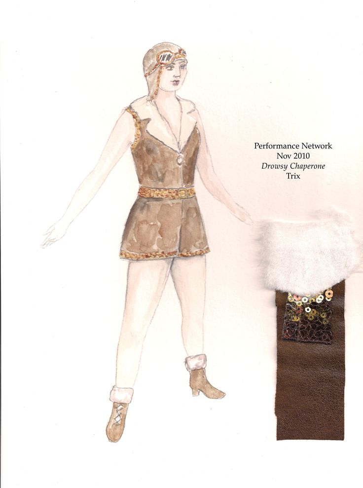 the drowsy chaperone/ adolpho costume | The Drowsy Chaperone
