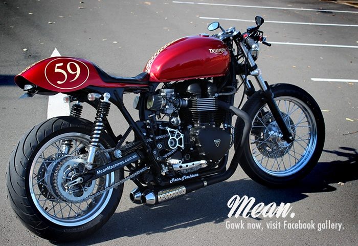 54 best images about triumph on pinterest bikes triumph bobber and track. Black Bedroom Furniture Sets. Home Design Ideas