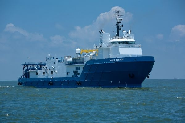 Blue Tarpon is the seventh stimulation ship in the Baker Hughes fleet.