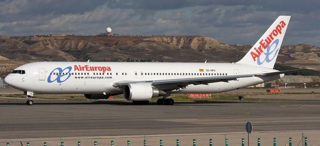 Air europa introduces flight to uruguayan capital http - Oficinas de air europa ...