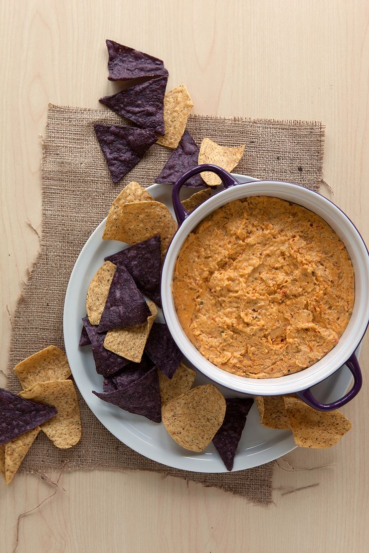 Epicure's Nacho Cheese Dip