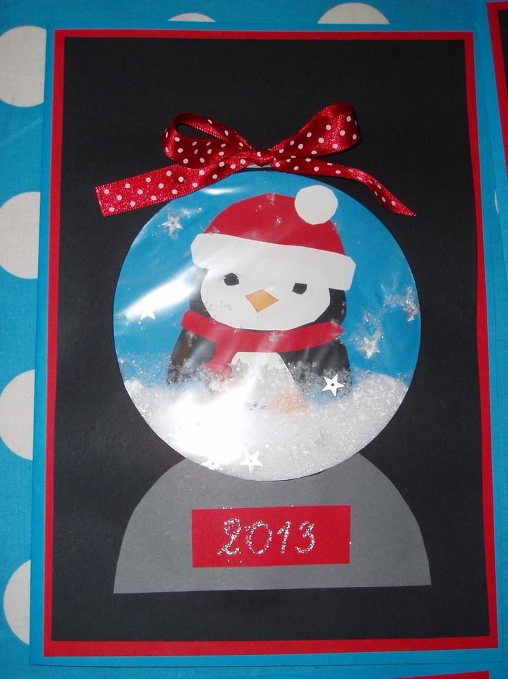 schuddebol gemaakt met mijn klas 2013