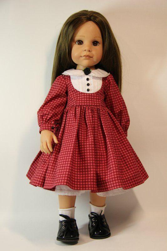 Распродажа платьев для куклы Gotz 50 см / Одежда для кукол / Шопик. Продать купить куклу / Бэйбики. Куклы фото. Одежда для кукол