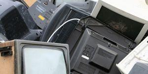 Odpady i elektro śmieci