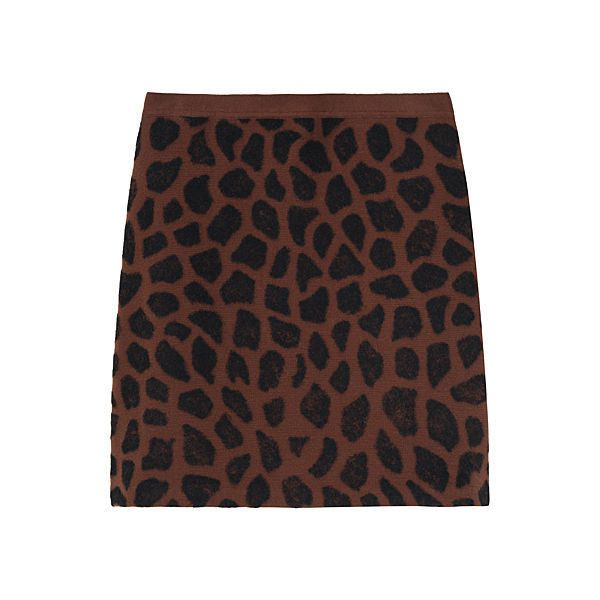 3.1 Phillip Lim / Cheetah Needle Punch Skirt (1.150 BRL) ❤ liked on Polyvore featuring skirts, mini skirts, bottoms, saias, skirts/shorts, women, 3.1 phillip lim, cheetah skirt, short skirts and 3.1 phillip lim skirt