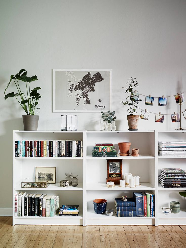 http://www.homefavour.com/category/Bookcase/ Ikea 'Billy'