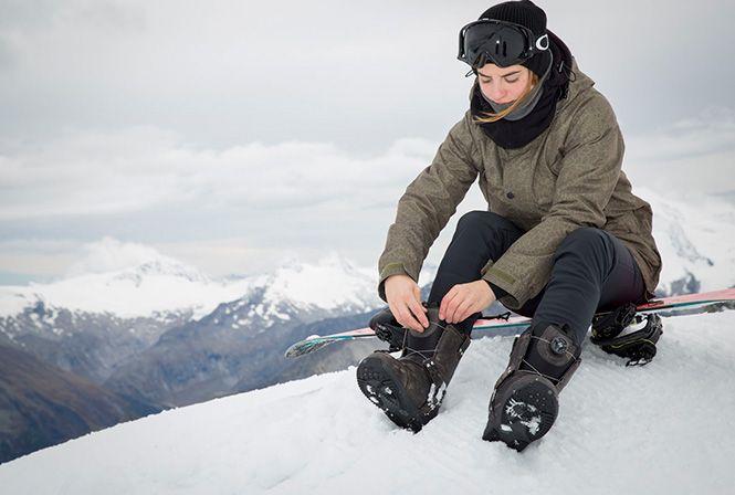 A Guide to Buying Snowboard Boots   BurtonGirls.com #BurtonGirls