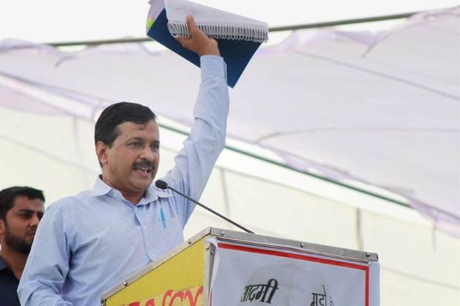 "Dec 1, 2017: ""Good news for AAP: Arvind Kejriwal's party makes quiet entry in UP politics, wins 40 plus seats.  Arvind Kejriwal led Aam Aadmi Party has opened its account in Uttar Pradesh Civic Elections 2017. AAP, which contested polls on a number of wards seats in local body polls. #aap #aamaadmiparty #uttarpradesh #indianpolitics #honestgovernance #governance @financialexpress via @sunjayjk"