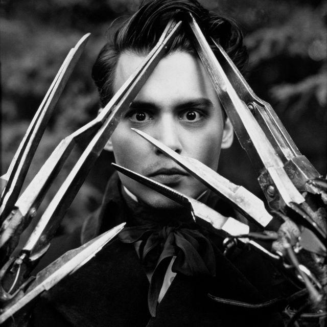 Edward Scissorhands: Johnnydepp, Favorite Movie