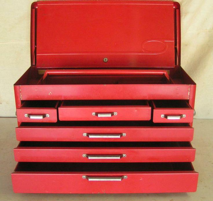 Vintage & Unusual Tool Boxes