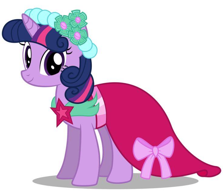 My Little Pony Wedding: Twilight+Wedding+Dress+by+Mamandil.deviantart.com+on